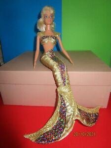 **VINTAGE BARBIE!!** 1980's Twist & Turn with Mermaid Outfit!