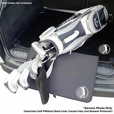 Porsche Cayenne 2010+ Tailored Boot Liner Golf Protection Pack