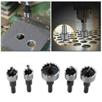 1PCS Carbide Tip TCT Drill Bit Hole Saw Kit Stainless Alloy,Set Metal Q0A2