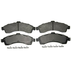 Disc Brake Pad Set-SST Front Federated MD882