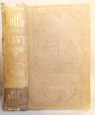 1857 NAVAL BATTLES OF UNITED STATES FROM REVOLUTION Horace Kimball PRIVATEERING