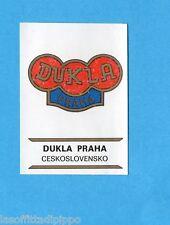 FOOTBALL CLUBS-PANINI 1975-Figurina n.53- DUKLA PR.-CECOSLOVACCHIA -SCUDETTO-Rec