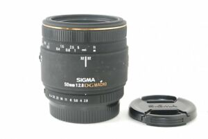 SIGMA 50mm f2.8 EX DG MACRO for PENTAX K-Mount Very Good!! from Japan 21494
