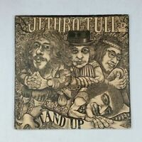JETHRO TULL Stand Up RS6360 LP Vinyl VG+ Pop Up Cover VG+  GF 2 tone reprise lbl