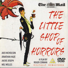 LITTLE SHOP OF HORRORS - MAIL ON SUNDAY PROMO DVD