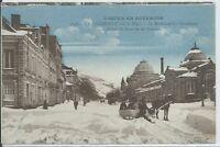 CPA-63 -  LA  BOURBOULE - sous la neige