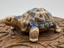 More details for vintage porcelain small turtle wade figurine collectable