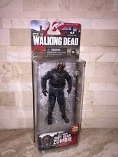 MCFARLANE THE WALKING DEAD GAS MASK RIOT GEAR ZOMBIE SERIES FOUR FIGURE