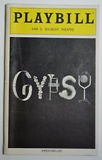 Gypsy Broadway Playbill - Bernadette Peters