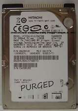 "NEW Hitachi HTS541612J9AT00 120GB IDE 2.5"" Hard Drive Free USA Shipping"