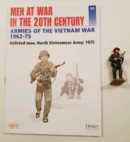 Del Prado Men at War in the 20th Century Issue 93 North Vietnamese Army 75