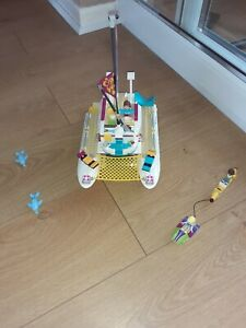 Lego Friends Catamaran 41317 with Instructions