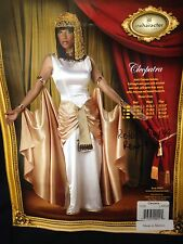 Cleopatra Adult Halloween Costume Professional Rental Heavy Duty Size Large