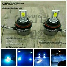 9007 HB5 8000K ICE BLUE 55W CREE LED Headlight Super Bright High/Low Beam Bulbs
