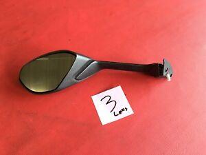 D26 Ducati Panigale 1199 R  Bj2013 899 Spiegel Blinker Rückspiegel links