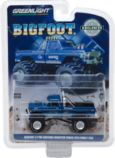 GREENLIGHT BIGFOOT #1 MONSTER TRUCK 1974 FORD F-250 HOBBY EXC. (PRE-ORDER)