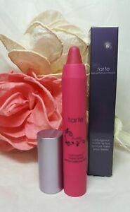 Tarte LipSurgence Natural Matte Lip Stain in LIVELY Full Size NEW in BOX
