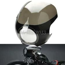 """For Viper Classic DRAG/CAFE RACER 5 3/4"""" Head Light Fairing Front Windshield New"""