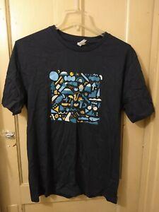 Unused Belgian Moon x Marc-Olivier Lamothe T-Shirt Large Size