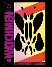 Watchmen #6 Fnvf Alan Moore Dave Gibbons Origin Rorschach
