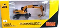Norscot HO Scale 1:87 CAT M318D Wheel Excavator NEW 55177