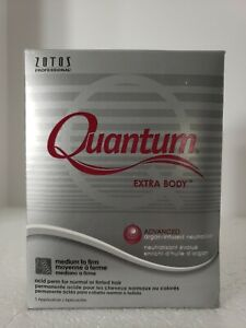 Zotos Quantum Extra Body Perm Kit ( NEW / Box Damaged)