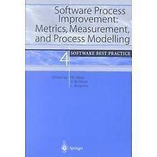 Software Process Improvement: Metrics, Measurement and Process-ExLibrary