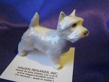 Hagen Renaker Dog West Highland Terrier Figurine Miniature 3135 FREE SHIPPING