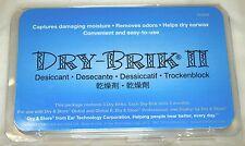 Dry-Brik II desiccant blocks Dry and Store 3-Pack