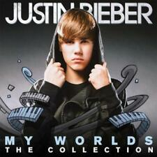 JUSTIN BIEBER - My Worlds-The Collection -- CD  NEU & OVP