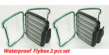 Kufa Water Proof Flybox 2 pcs combo (F228)