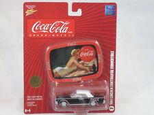 1961 LINCOLN CONTINENTAL Conv /1/64 - W/ TRAY Coca Cola