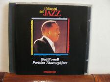 BUD POWELL parisian thoroughfare -CD-Maestri del Jazz-De Agostini- fuori commer