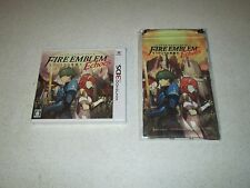 Fire Emblem Echoes Shadows Of Valentia King Nintendo 3DS Import With Pouch