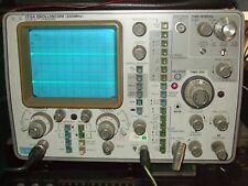 HP 1715A Oscilloscopio 200MHz 2Tracce