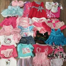 Beautiful Girl Bear Dresses, Outfits & Shoes by Build-A-Bear Workshop