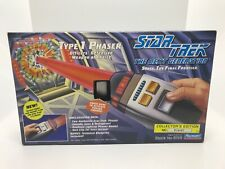 Star Trek - The Next Generation  Type I Phaser   NIB   (317DJ55)  6159