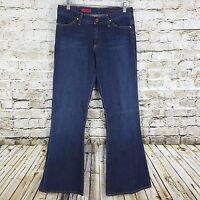 AG ADRIANO GOLDSCHMIED Womens Size 29 R The LEGEND BOOT CUT Cotton BLUE JEANS