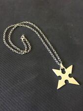 Kingdom Hearts Roxas Ventus Cosplay Necklace X Charm Mickey Disney 2 3 1.5 2.5