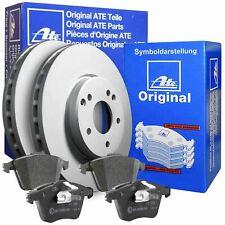 ATE Bremsscheiben + Bremsbeläge VW Touran (1T1,1T2) 288mm VORNE belüftet