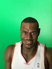 1:6 Basketball Star LeBron James Head Sculpt Male Head Model F 12'' Body