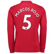 Camisetas de fútbol de clubes ingleses rojos talla M