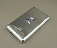 256gb thick metal back housing case cover for ipod 5th 6th video classic hd ssd