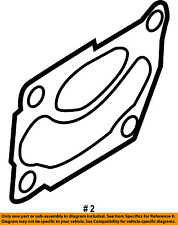 FORD OEM Exhaust-Manifold Gasket EJ7Z9448B SOLD INDIVIDUALLY