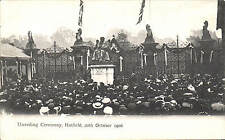 Hatfield. Unveiling Ceremony 20th October 1906 by Cox, Hatfield.
