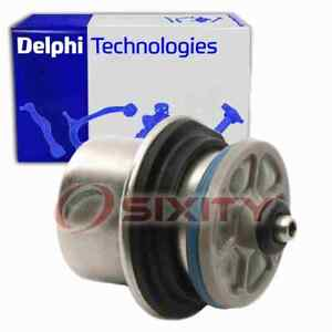 Delphi Fuel Injection Pressure Regulator for 1999-2005 GMC Sierra 1500 4.3L oi