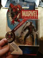 "Spider-Man 3.75"" Action Figure #32 - Marvel Universe Series 1 *NEW Hasbro"