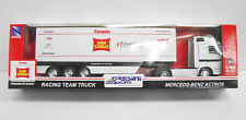 TEAM SAN CARLO/ & GRESINI HONDA MOTORCYCLE RACING TRUCK 1:43 SCALE