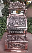 Model 311 professionally restored NCR cash register antique copper