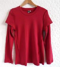 Cotton Long Sleeve Maternity Tops and Shirts